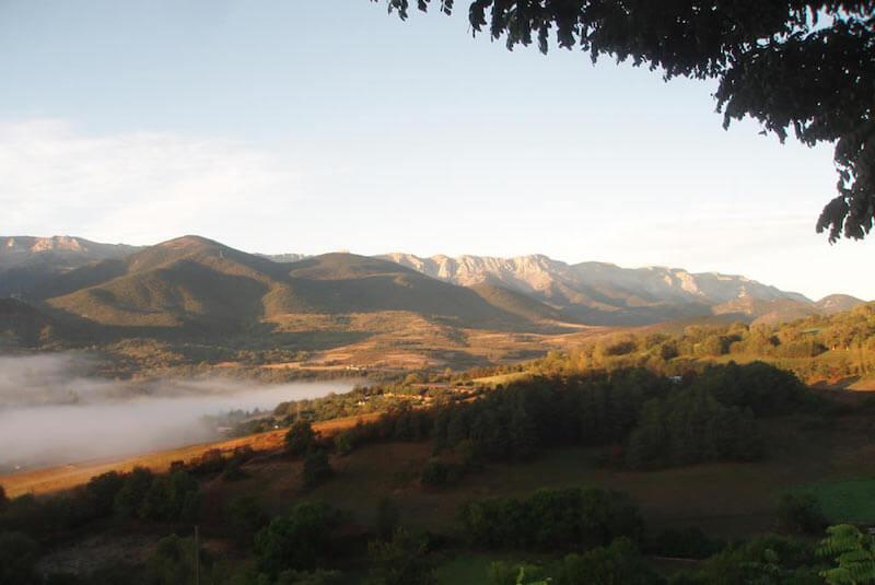 Alt Urgell Pirineo Catalán