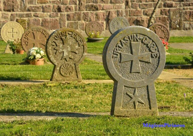 Cementerio de Auritz Burguete