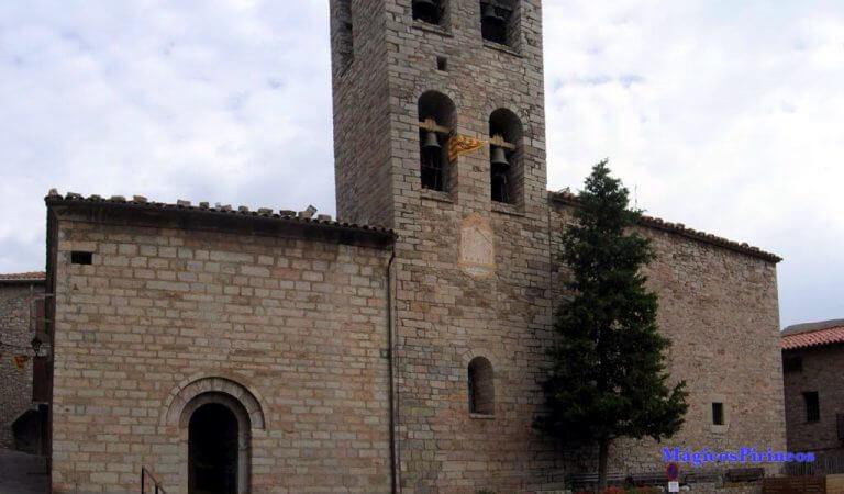 Iglesia de Santa María de N'hug