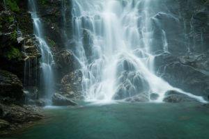 Vistas de la Cascada de Forau de Aigualluts