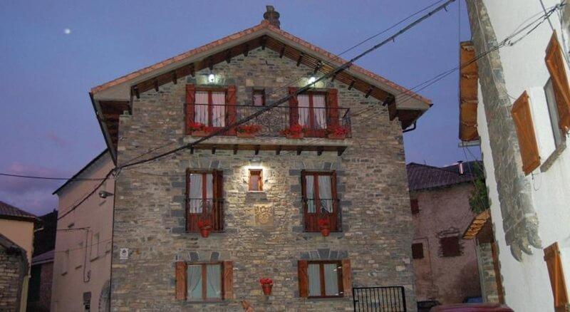 Hotel Casa Casasus en Yésero