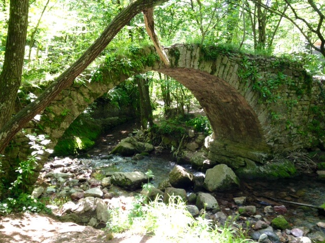 Puente Medieval Fuentes Llobregat
