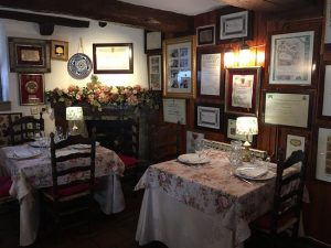 Restaurante Gaby en Hecho