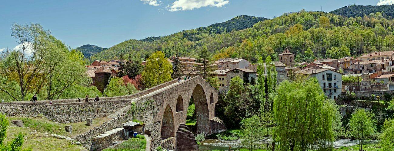 Puente Viejo de Sant Joan de les Abadesses