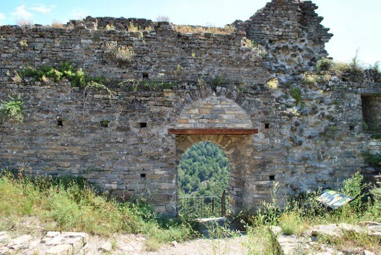 Castillo de Boltaña
