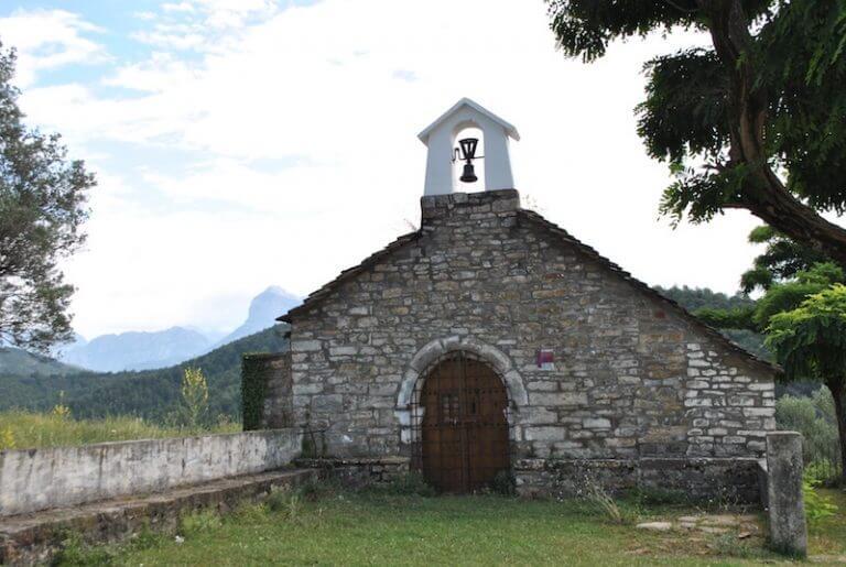 Ermita de Santa Lucía de Boltaña