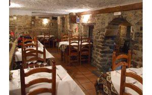 Restaurante Casa Coronel en Boltaña