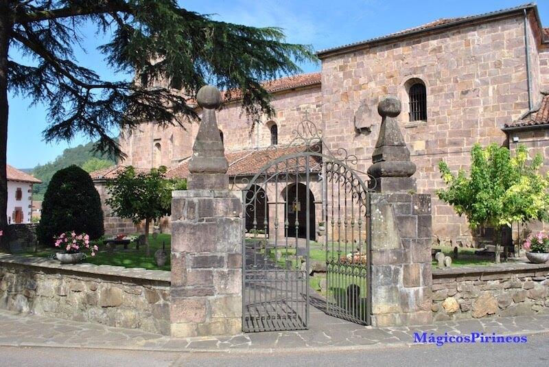 Iglesia de Nuestra Señora de la Asunción de Etxalar