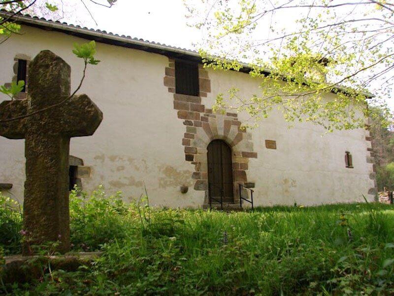 Ermita de Santa Cruz de Etxalar