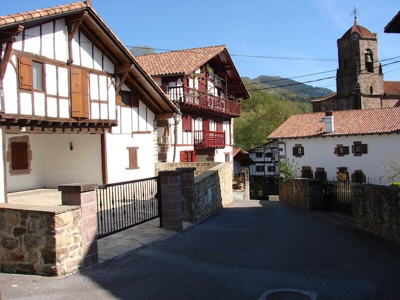 Casa iñarreta de Etxalar