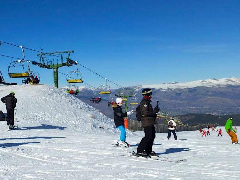 Pistas de esquí La Molina