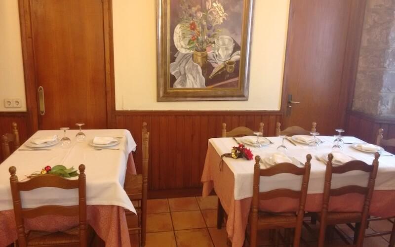 Restaurante Casa Galarza en Elizondo