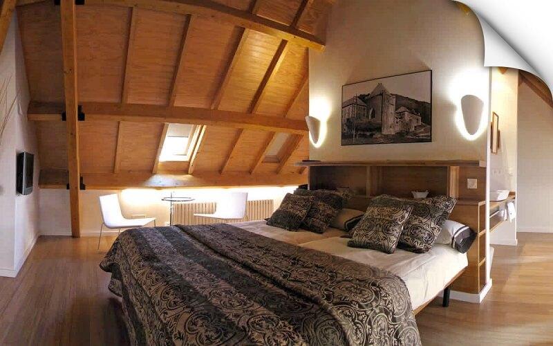 Hotel Roncesvalles Donde Dormir en Auritz Burguete