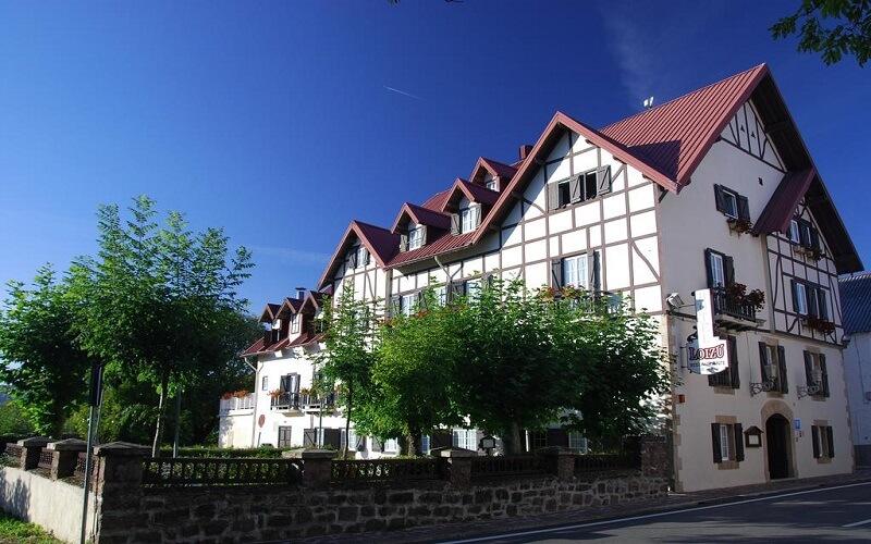Hotel Rural Loizu - Donde Dormir en Auritz Burguete
