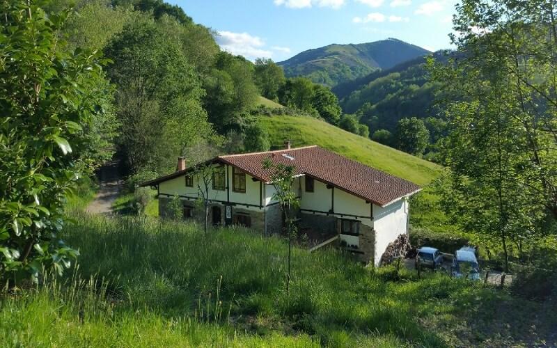 casa rural pikukoborda Lesaka