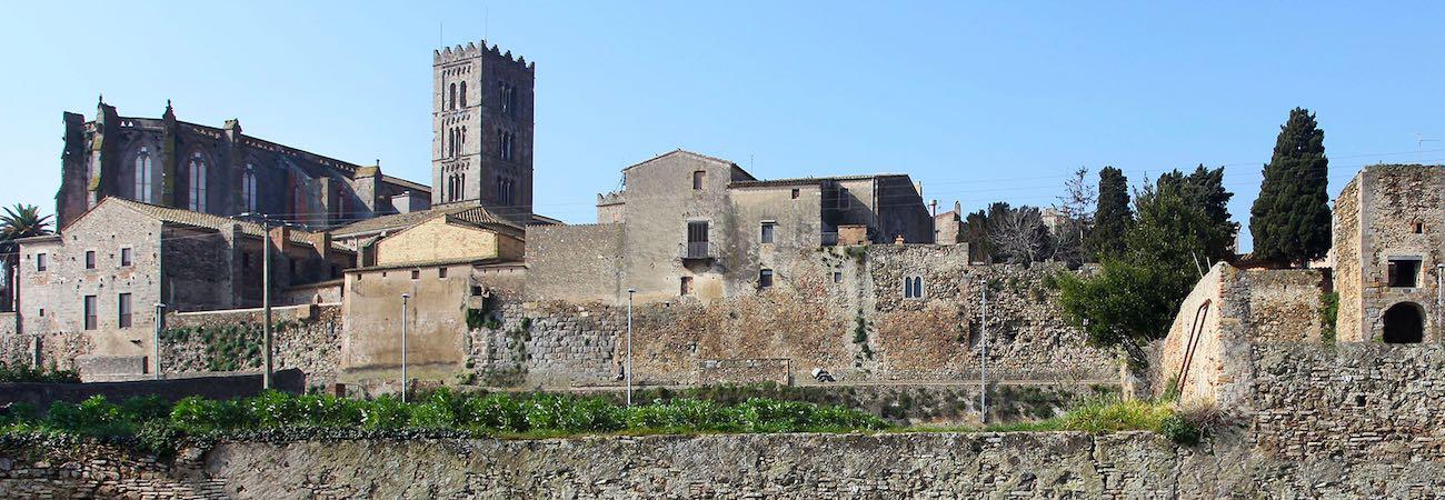Castello dEmpuries Portada
