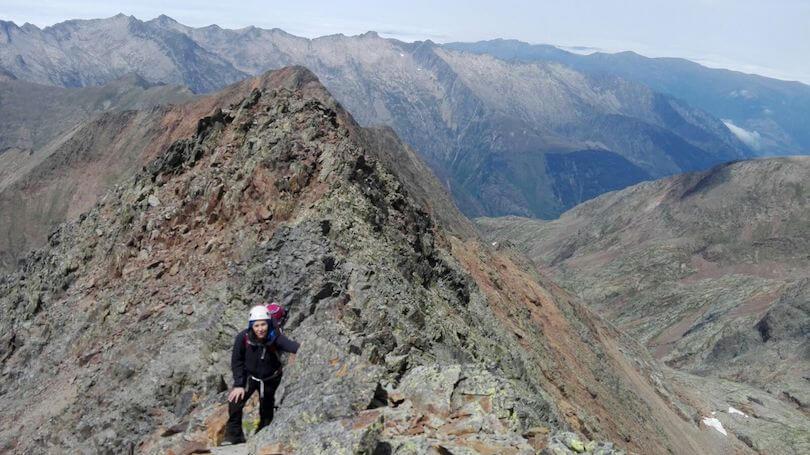 Cresta Pico de Sotllo