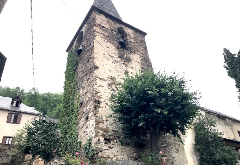 Iglesia de Sant Péir Ad Víncula en Bausen