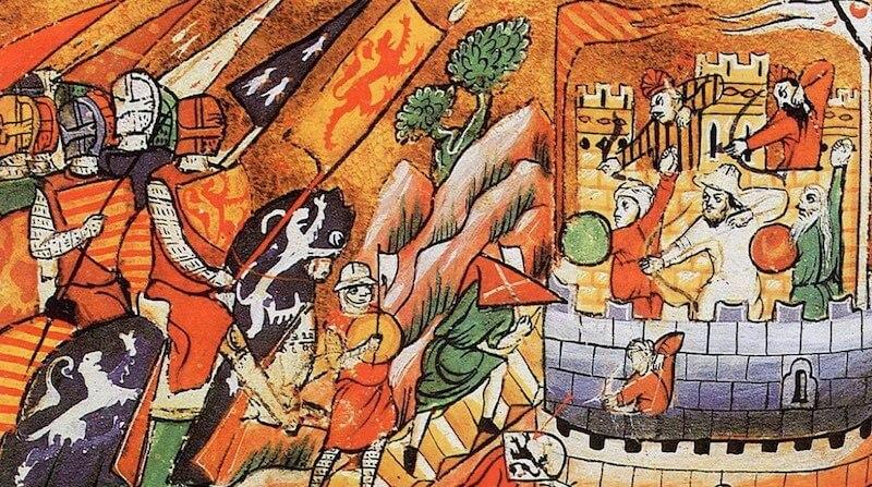 La Leyenda de la Conquista de Alquézar