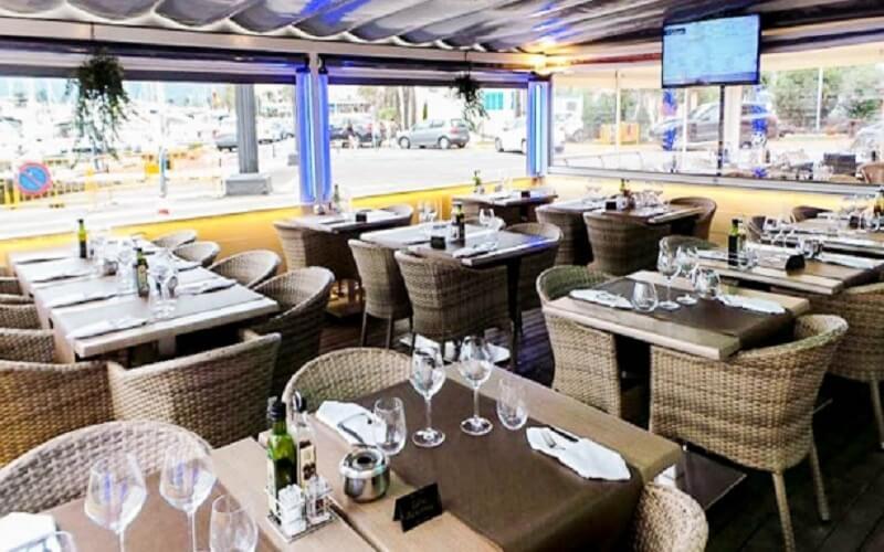 La Marina Lounge en Empuriabrava