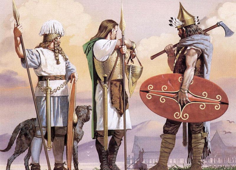 Celtas en el Valle de Arán