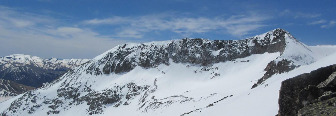Pico Perdiguero y Cresta Lliterola