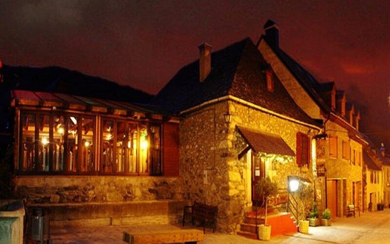 Restaurante El Moli en Vielha