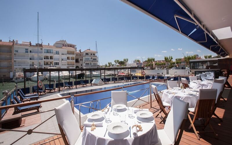 Restaurante Noray en Empuriabrava