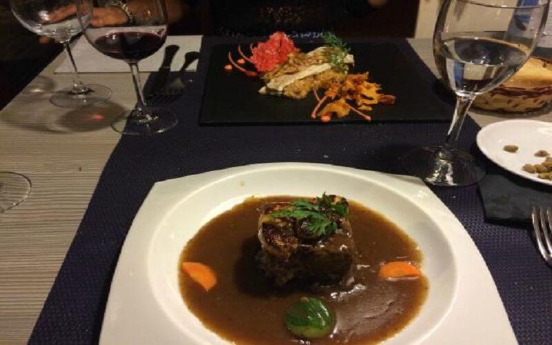 Restaurante Sabores en Empuriabrava