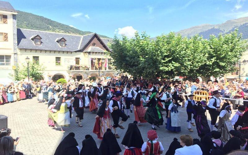 Fiesta Mayor de Vielha