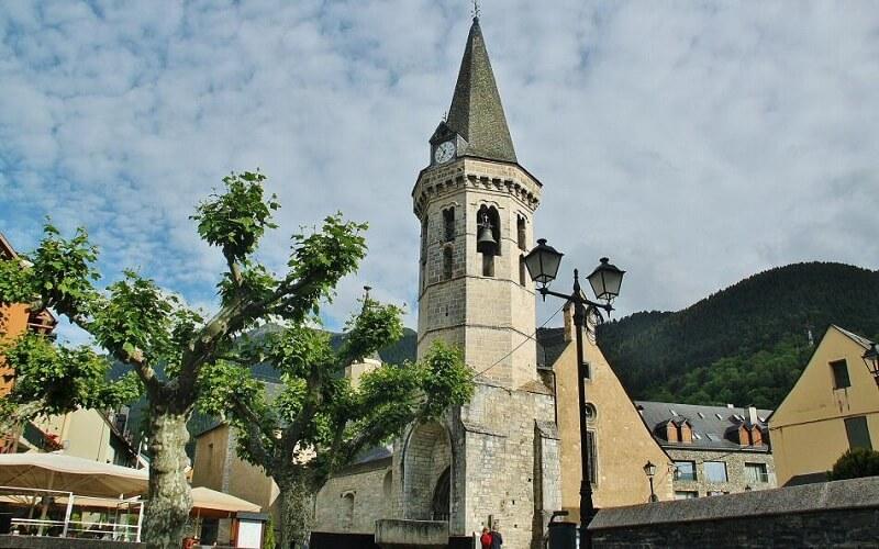 Iglesia Parroquial de San Miguel en Vielha