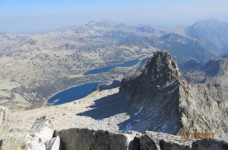 Cresta y Pic Ramougn