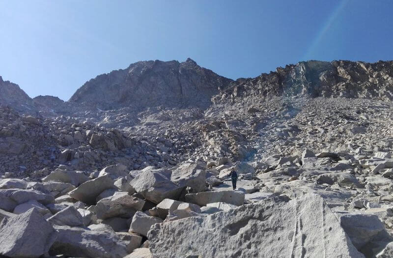 Descenso del Pic Néouvielle