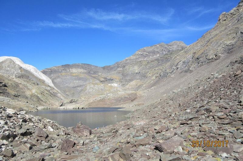 primer lago dirección La Munia
