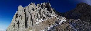 Ascenso a la Collarada en el Pirineo Aragonés