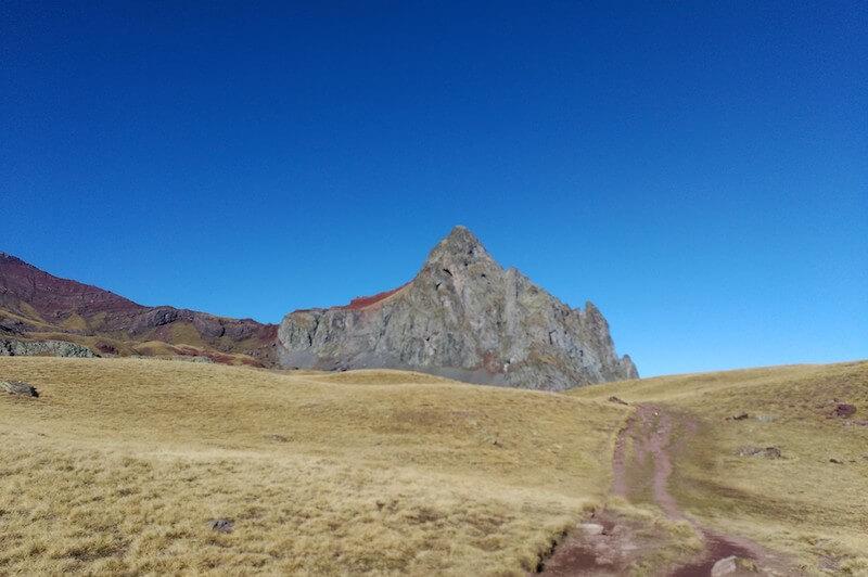 Vistas al Pico Anayet de fondo