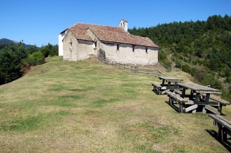 Ermita Virgen Puyeta - Ansó