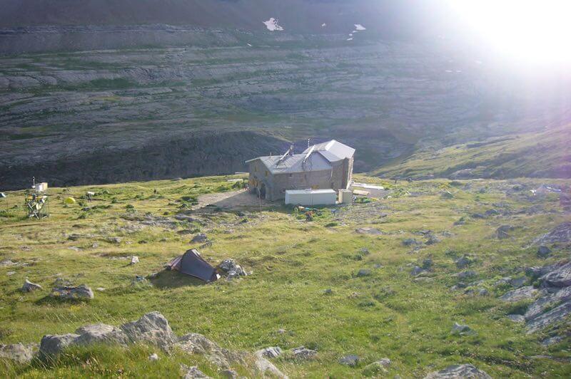 Refugio de Goritz - Ruta Pico Añisclo