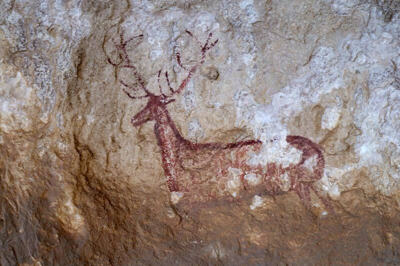 Arte Rupestre en los cañones del río vero - Arte Levantino