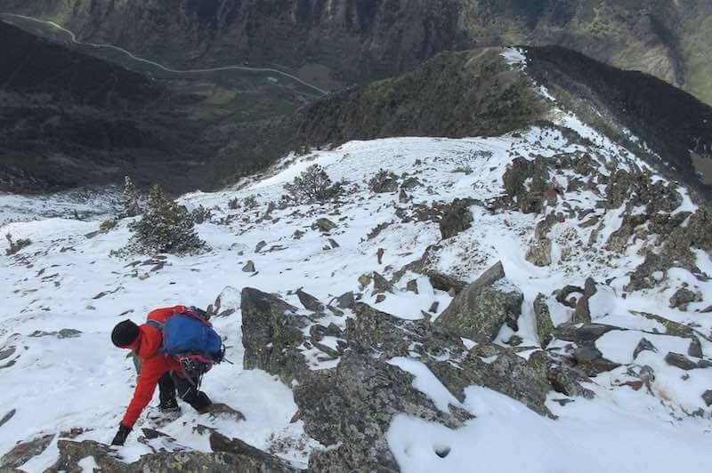 Descenso Pic Monteixo