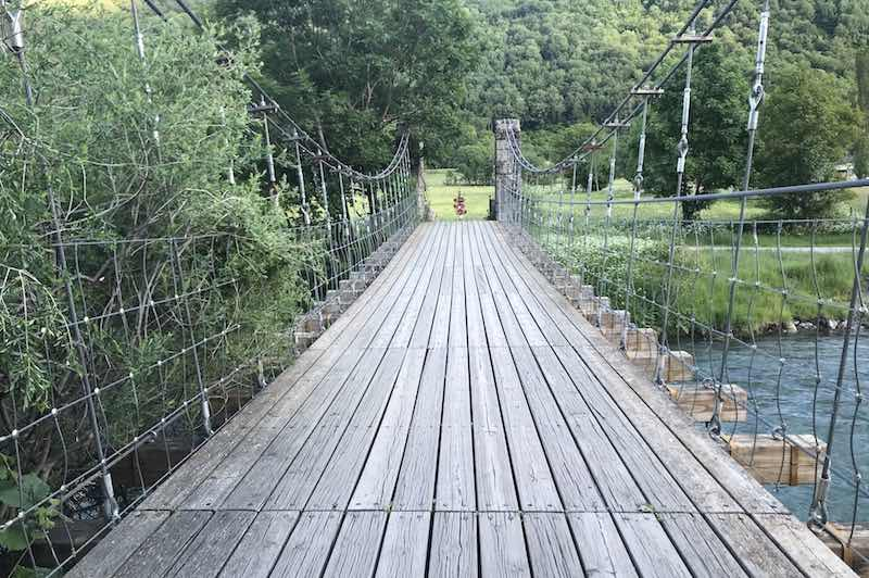 Puente Salencar de Barruera