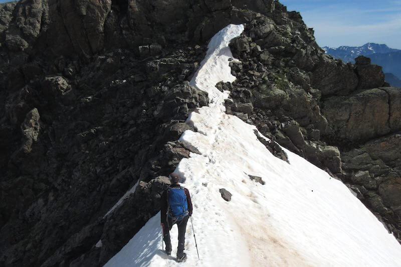 Cresta Pico Robiñera