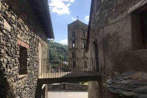Durro pueblo Vall de Boí