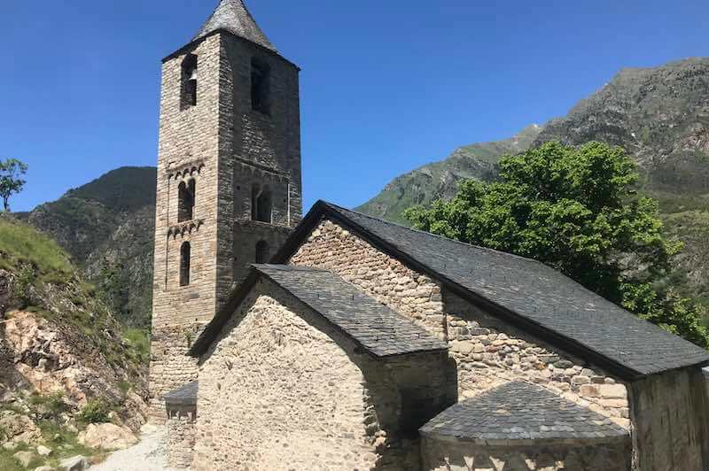 Iglesia Sant Joan de Boí