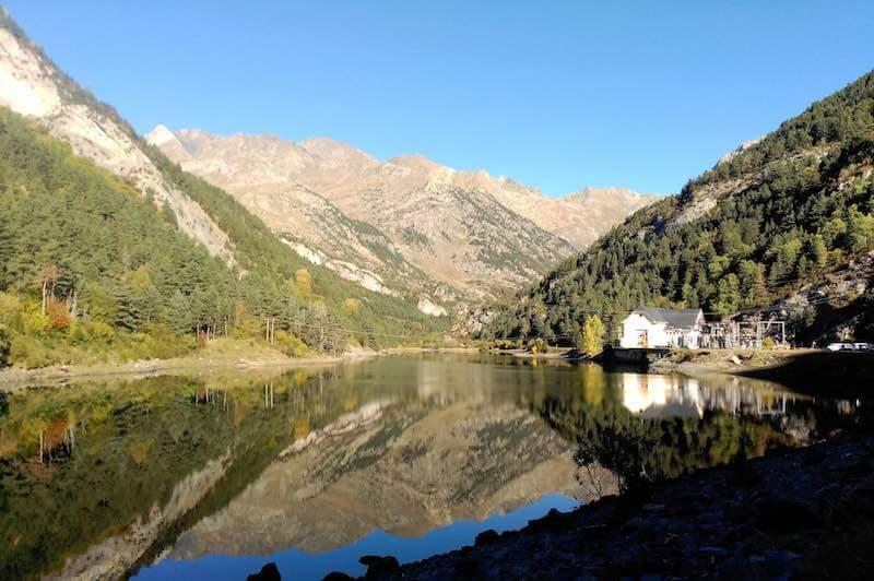 Inicio Ruta Gran Facha y Pico Musales