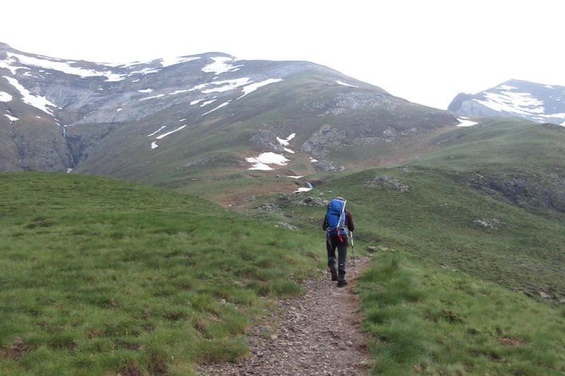 Inicio ruta tramo Petramula