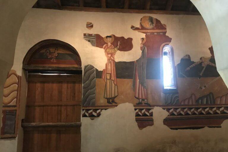 Pinturas Interior Sant Joan de Boi