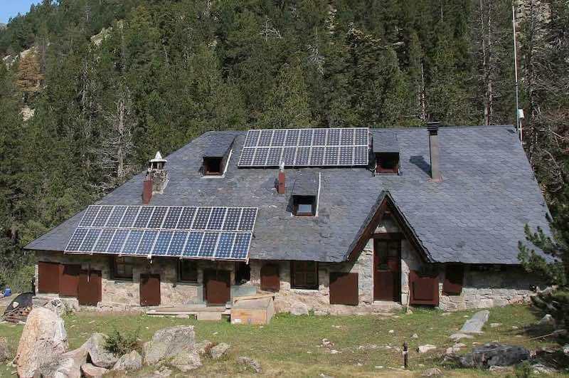 Refugio Estany Llong
