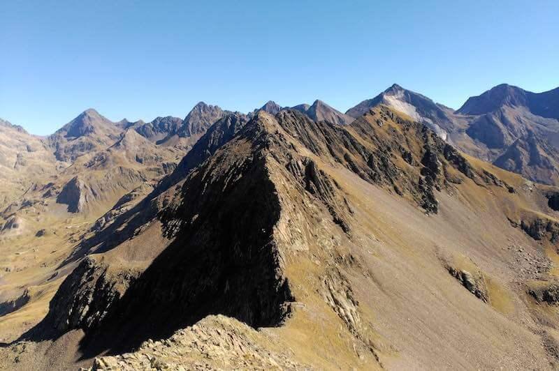 Ruta al Gran Facha y Pico Musales