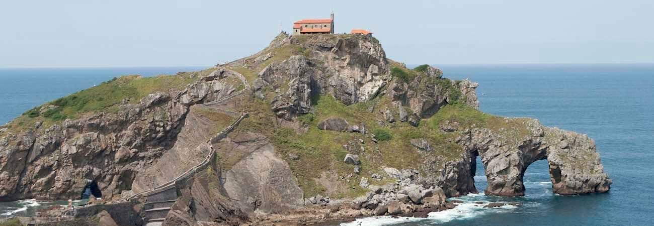 San Juan de Gaztelugatxe Bermeo